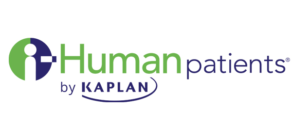 i-Human Patients by Kaplan logo