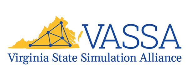 VASSA Virginia State Simulation Alliance logo